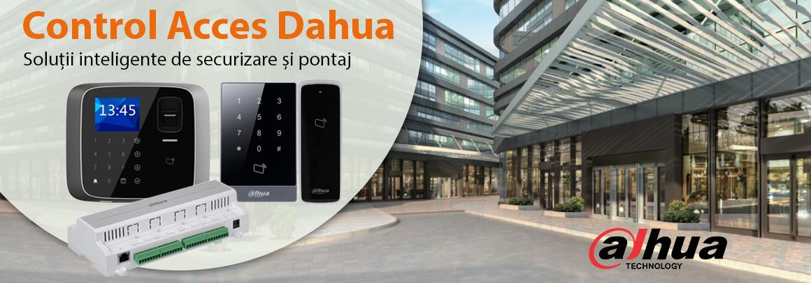 control acces dahua